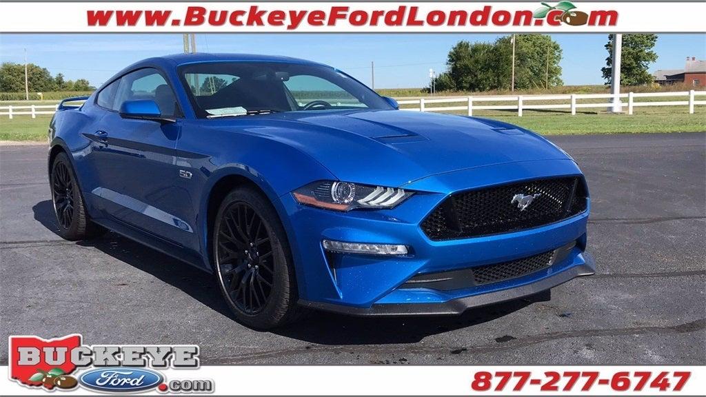 2019 Ford Mustang Gt London Oh Columbus Dublin Springfield Ohio